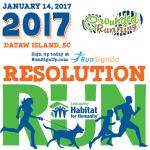 Resolution Run 5k beaufort SC