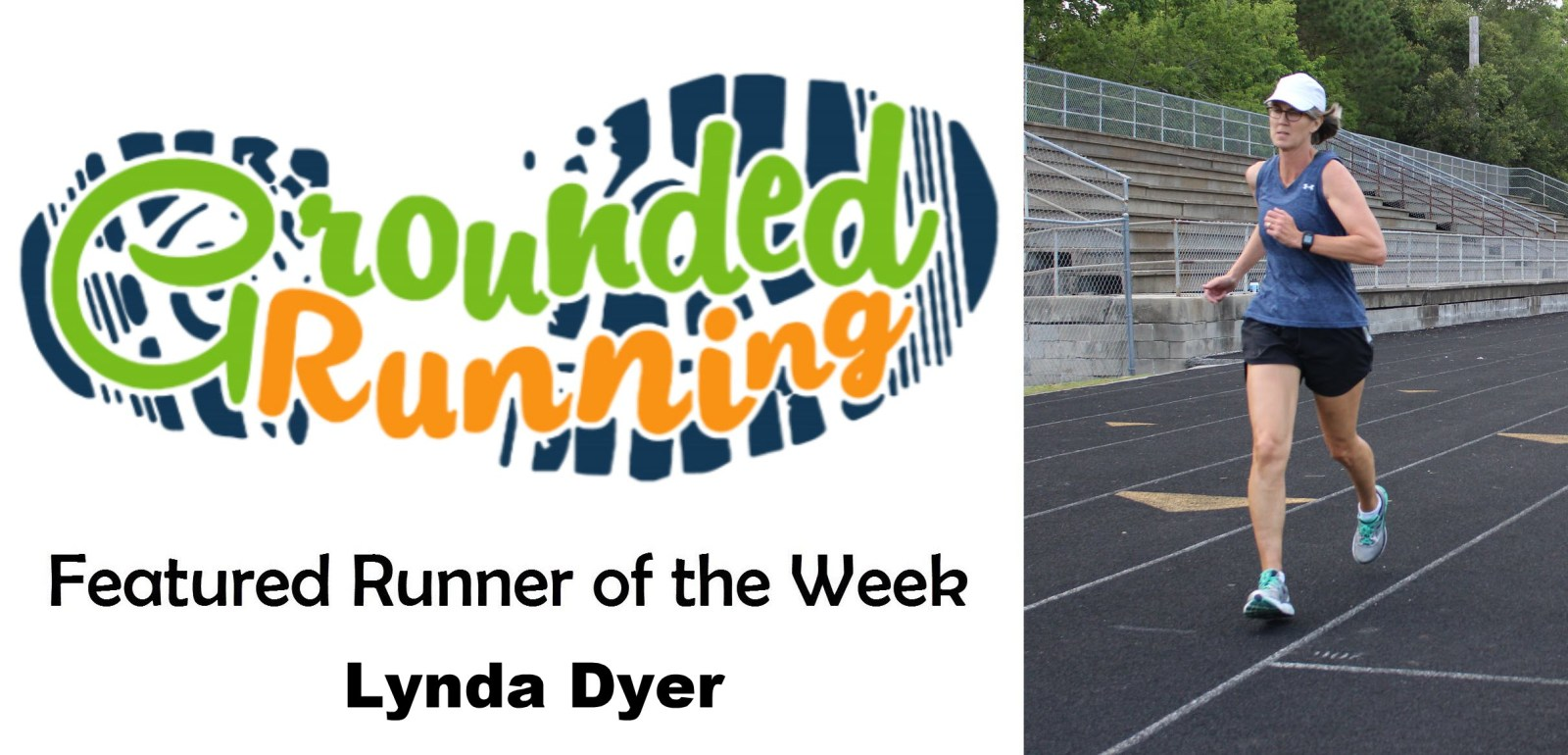 Lynda Dyer - Featured Runner of the Week