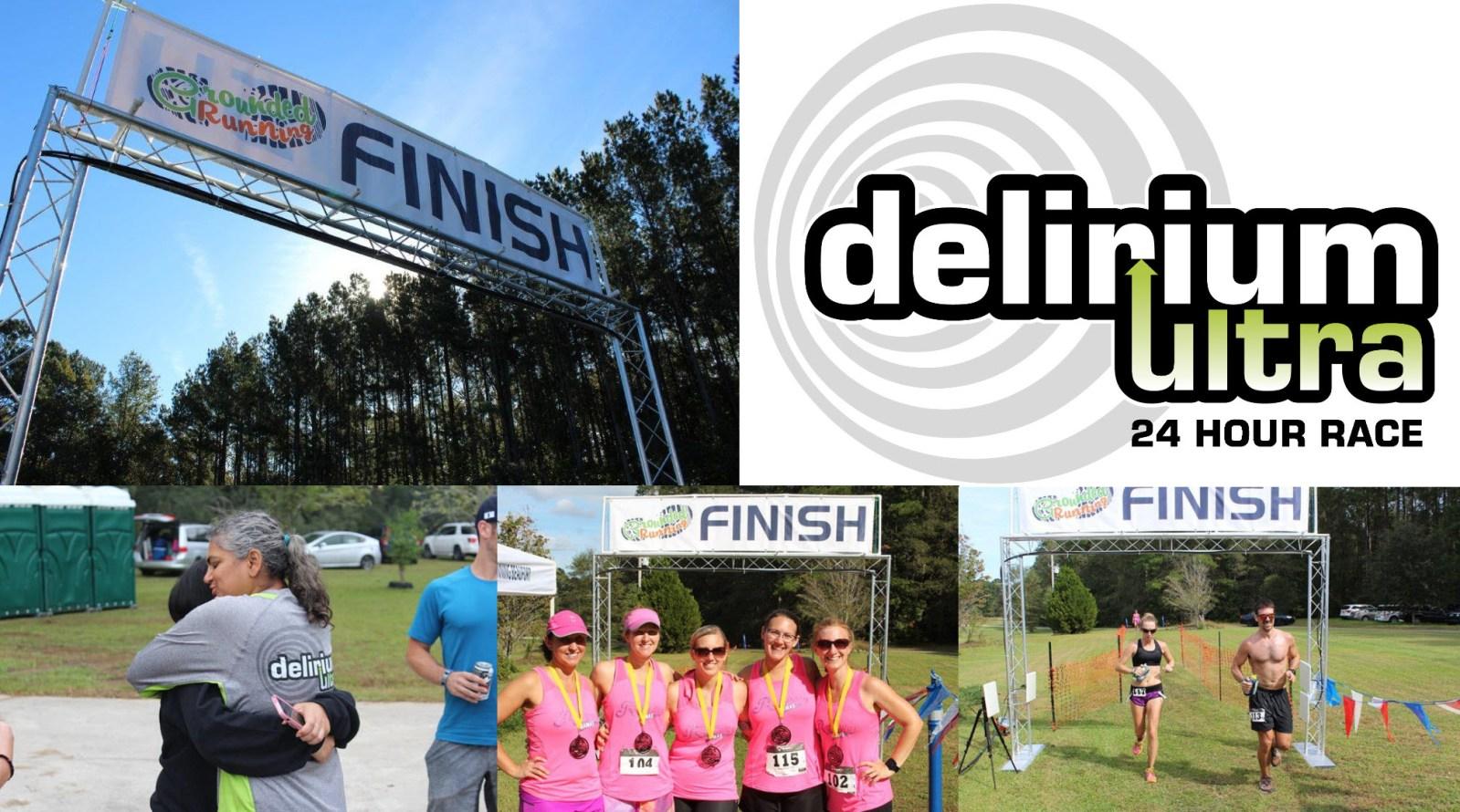 Delirium Ultra Endurance Race 2017 Race Recap