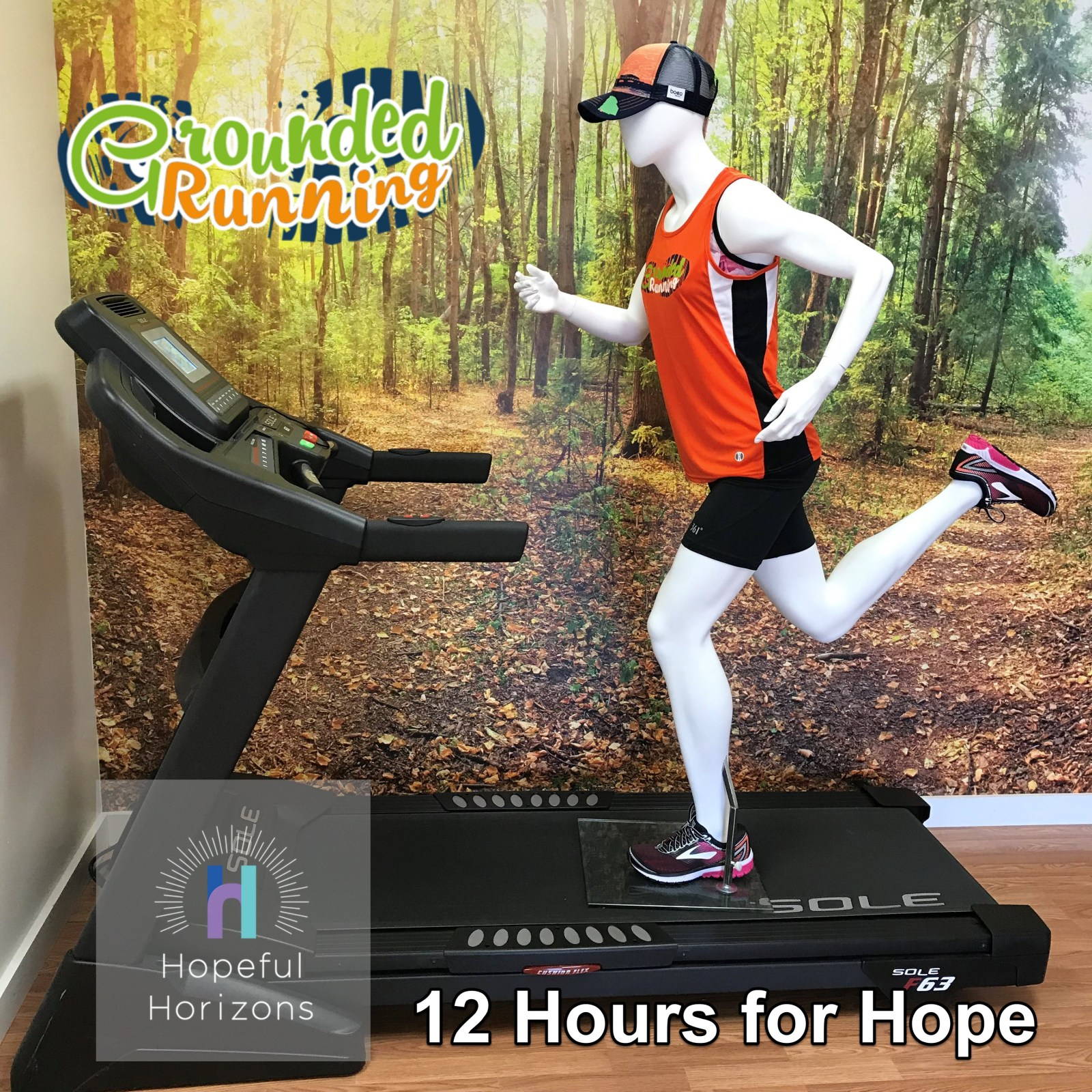 12 Hours for Hope - Grounded Running Beaufort