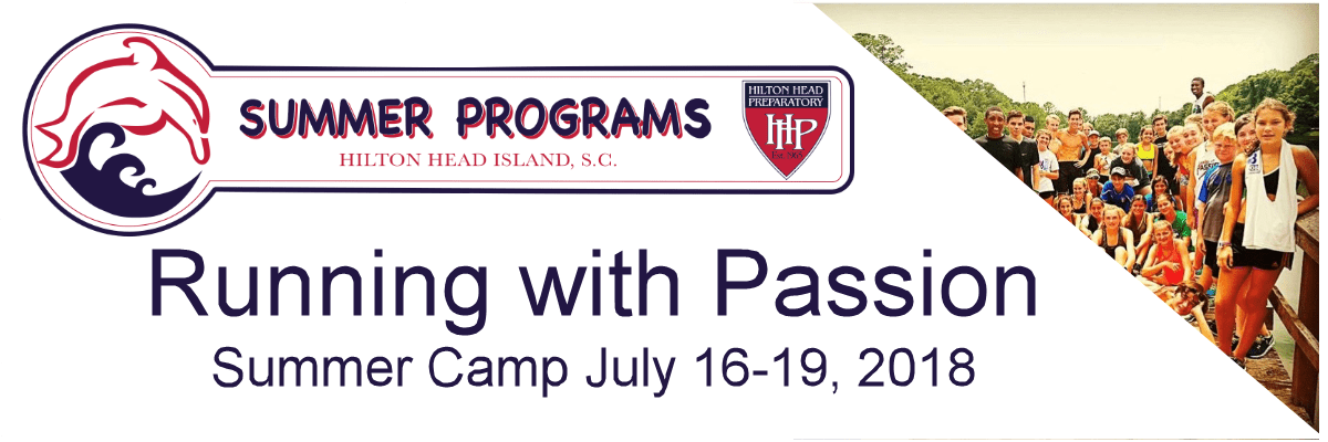 Running with Passion - Summer Camp