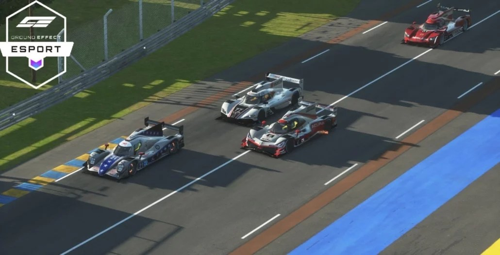 rFactor 2: Le Mans 24 Hours by Ground Effect eSports