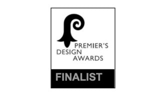 premier's design awards finalist