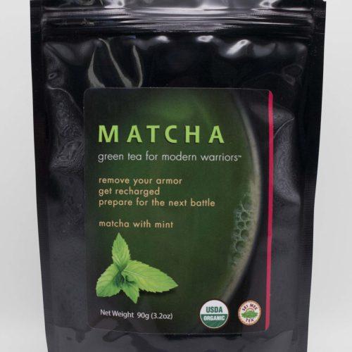 Matcha Mint 90g Front