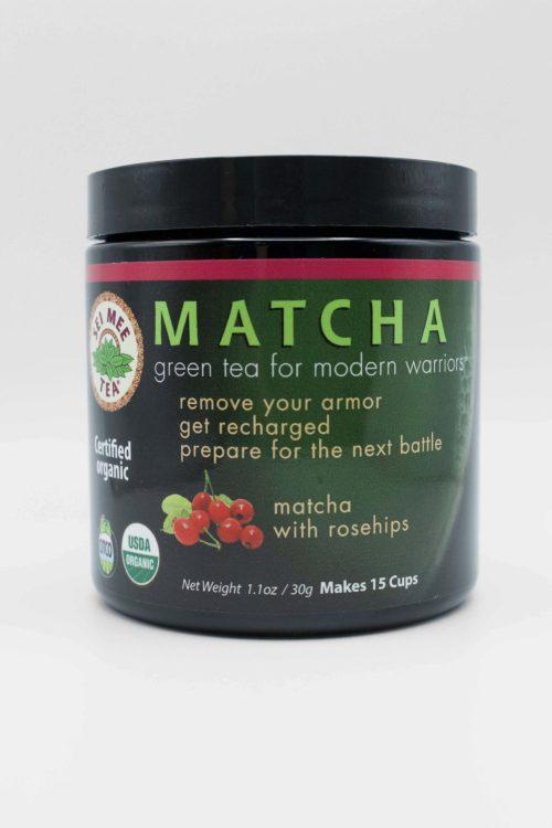 Matcha Rosehip 30g