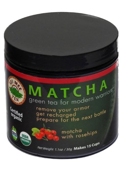 Matcha Rosehip, Organic - 30g