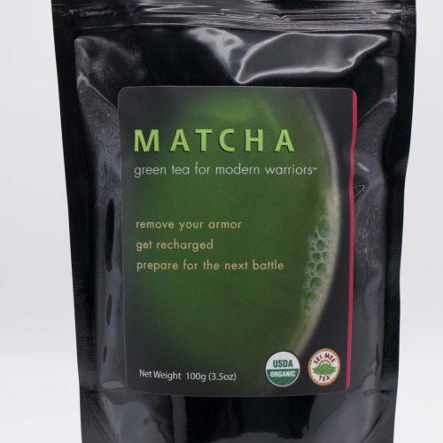 Matcha Green Tea for Modern Warriors