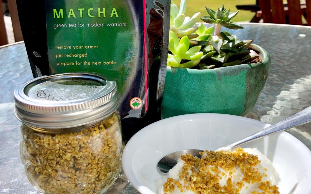 Matcha Cashew Butter