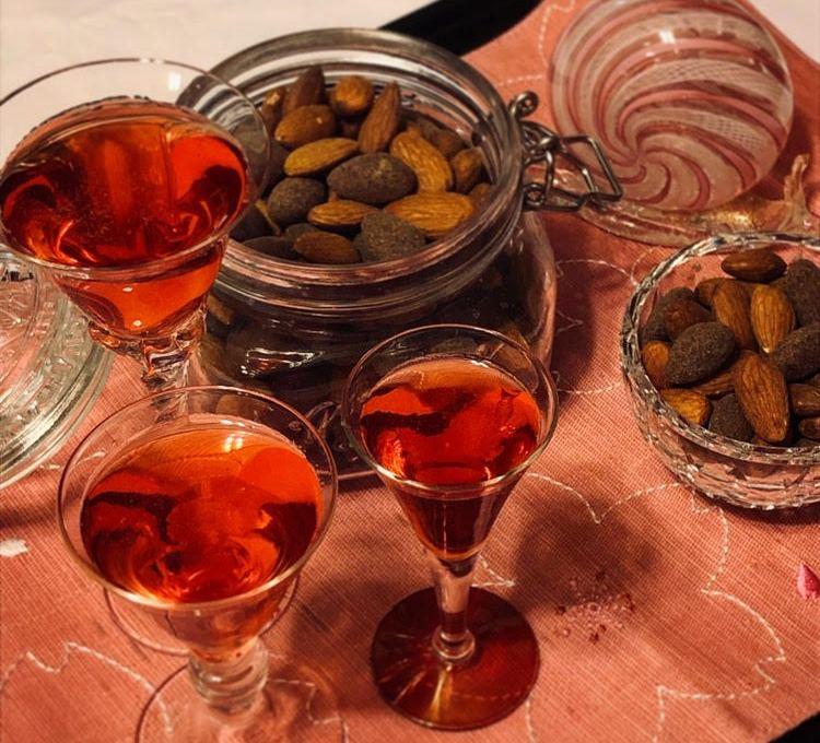 Spiced Matcha Candied Walnuts