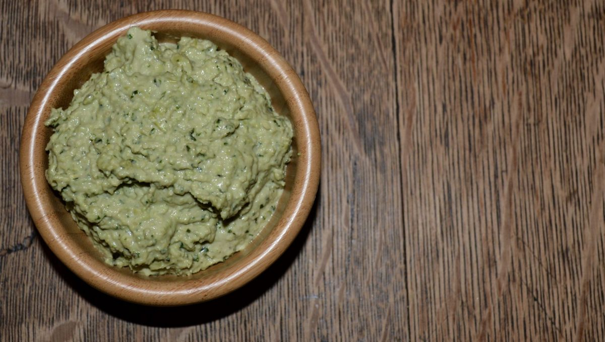 Triple Green Hummus