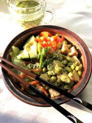 Asian Grain Bowl