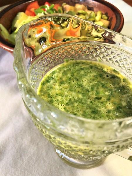 Green Tea Sauce