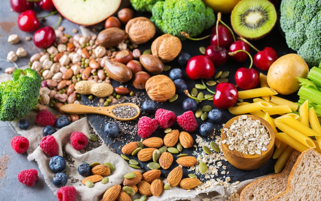 "Using Nutrition to Combat ""CHRONIC"" or ""UNDERLYING"" Inflammation"