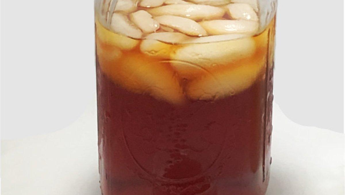 iced organic rooibos tea