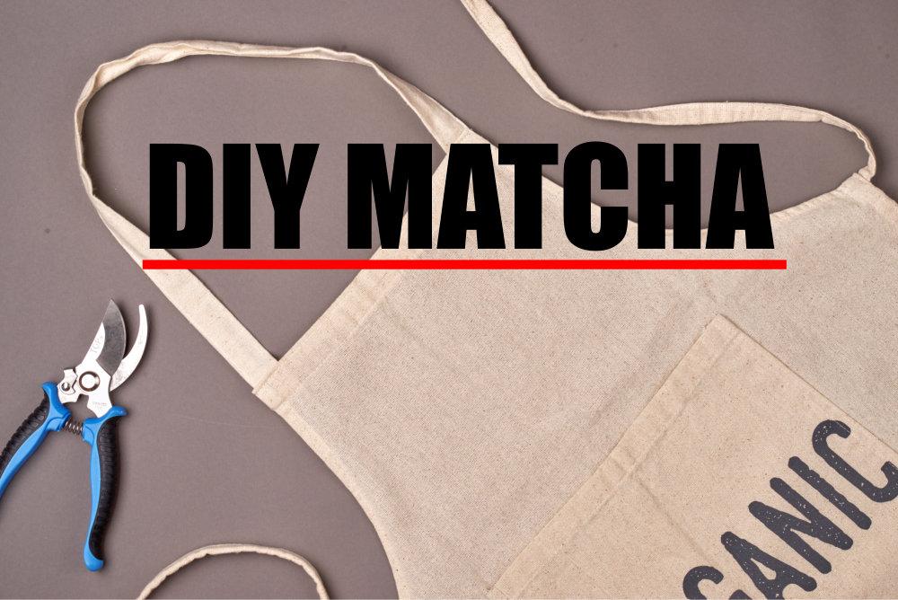how to make matcha at home