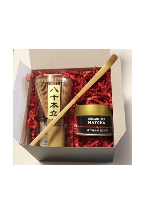 uji matcha gift set