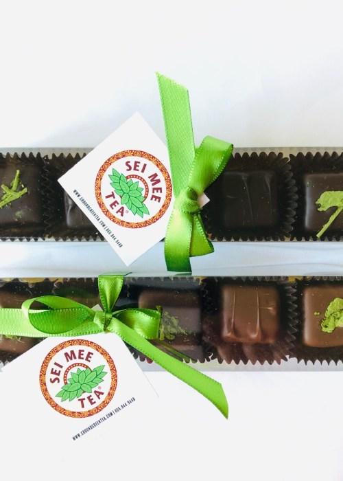 Maple Matcha Truffles Box