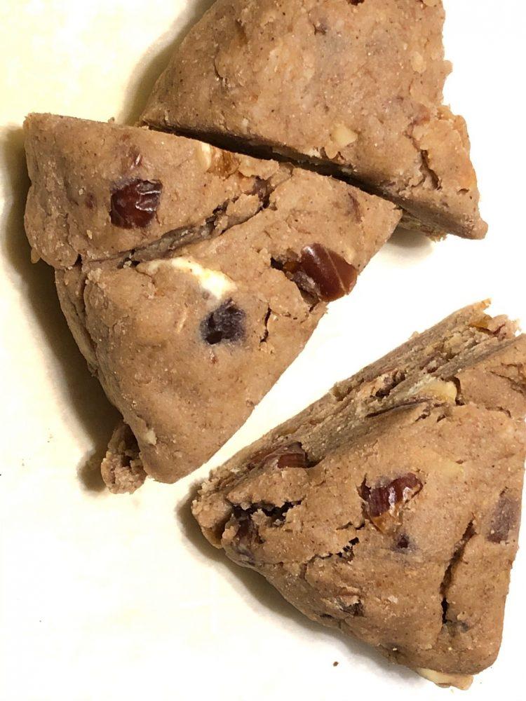 healthy breakfast scones