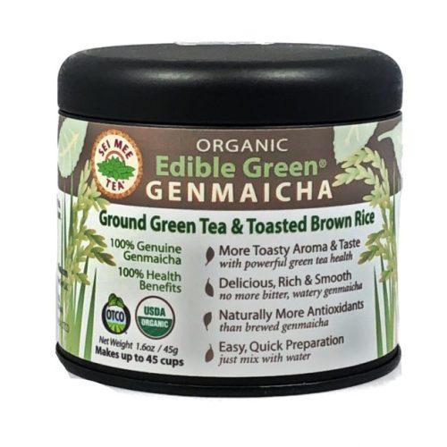 Organic Genmaicha Powder