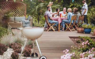 How to make BBQ and grilling healthier and more delicious