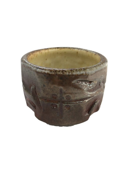 Handcrafted Tea Bowl - Rock