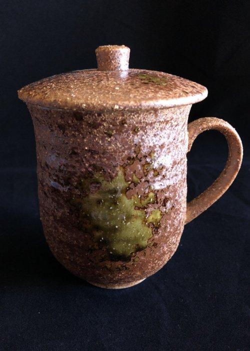 """Mug with Lid """"Oribe"""""""