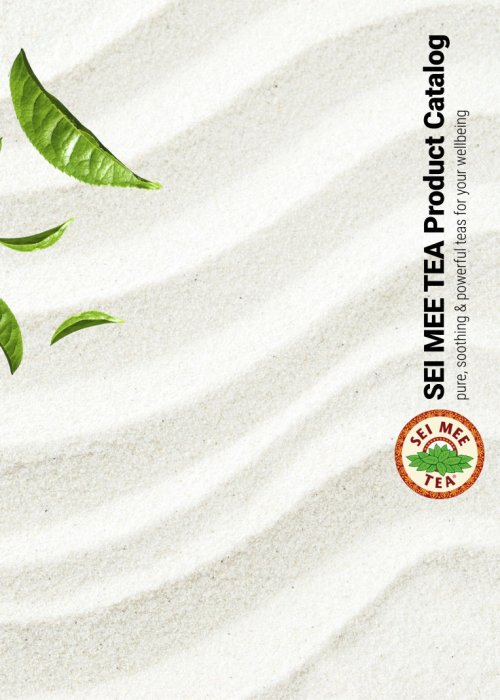 SEI MEE TEA Product Catalog