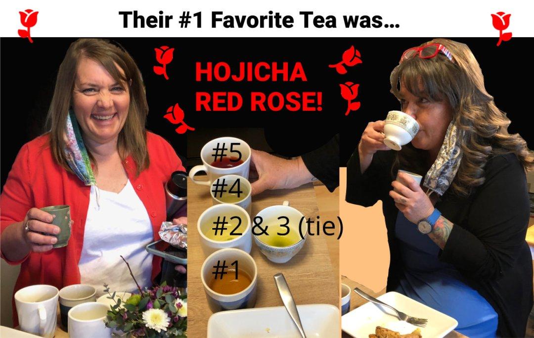 The #1 favorite tea