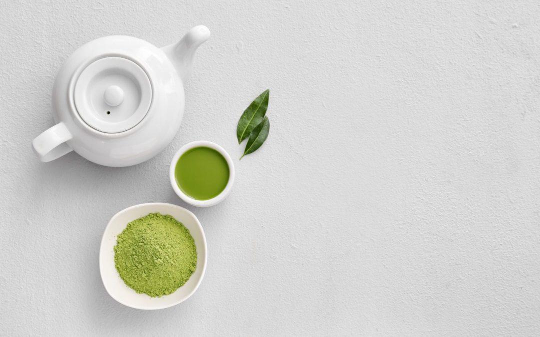Is our Decaf Green Tea Powder organic?