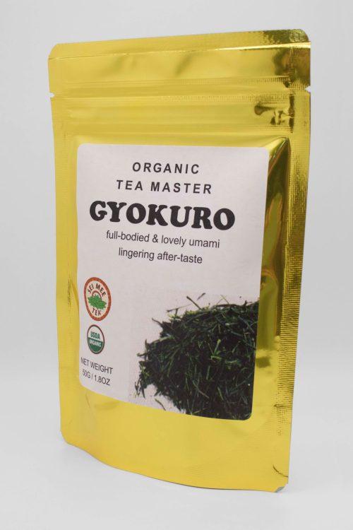 Tea Master Gyokuro Side of Pouch