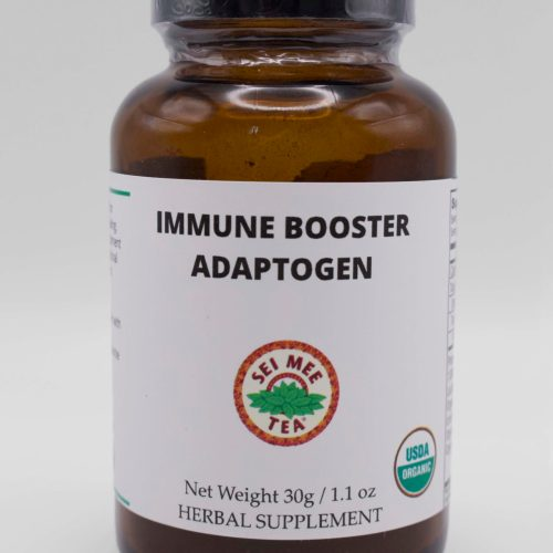 Immune Booster Jar front view