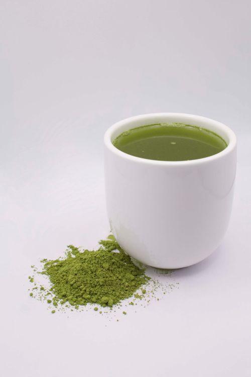 Cup of Matcha