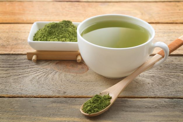 Stress, Cancer Risk, and Green Tea