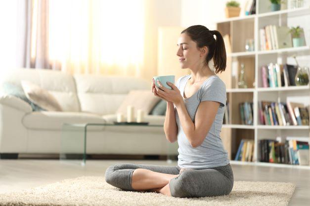 Tea meditation / Tea ritual