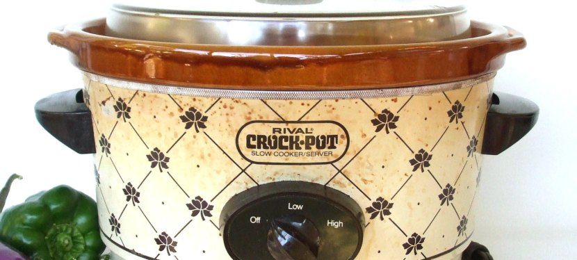 Studio Review & A Crock-Pot