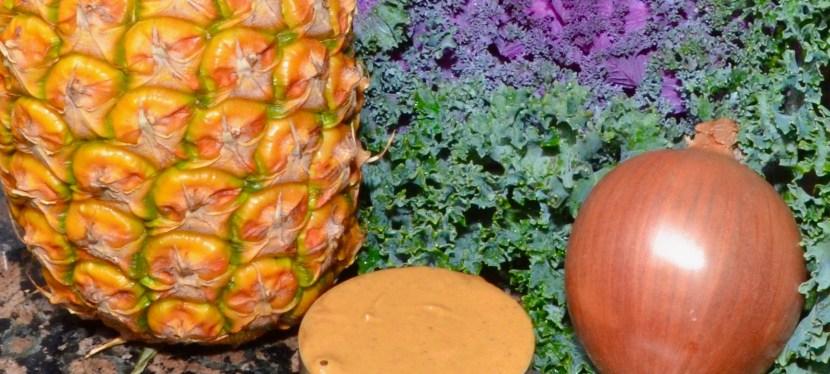 African Pineapple Peanut Stew