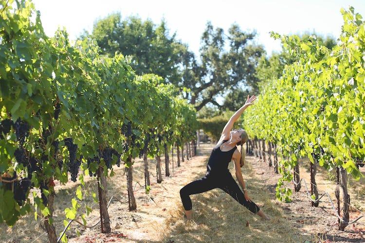About GroundingUp Yoga