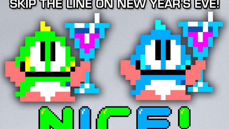 Image for Now Available: New Year's Eve VIP Wristbands – While They Last!