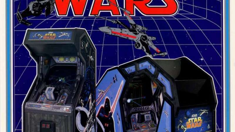 Image for New in the Arcade: Play the Original Star Wars Arcade Trilogy!