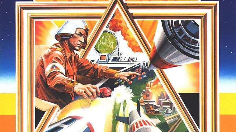Image for New in the Arcade: Missile Command