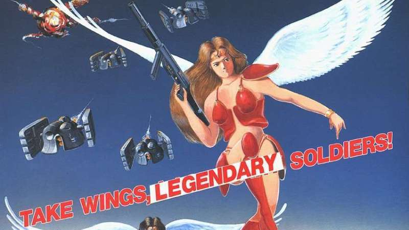 Image for Raiders of the Lost Arcade: Legendary Wings