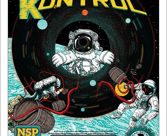 Image for Ninkasi Ground Control Release Party – Tuesday 4/12, 7-10pm