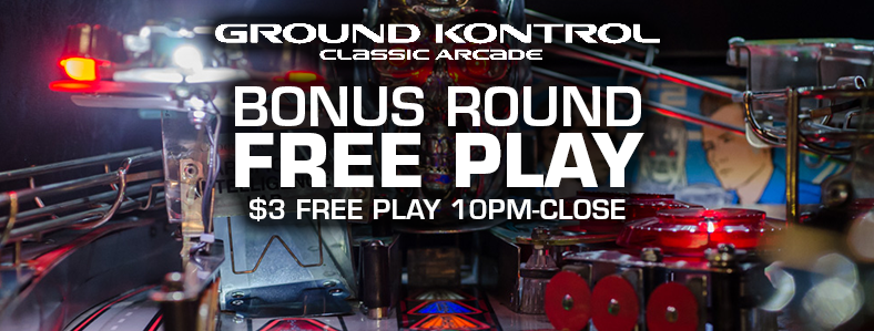 Image for Bonus Round Free Play – Thursday 6/23, 10pm-close