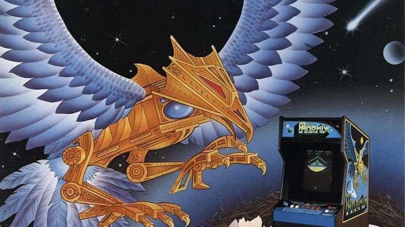 Image for Raiders of the Lost Arcade: Phoenix