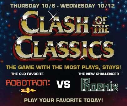 CotC: Robotron 2084 vs Phoenix