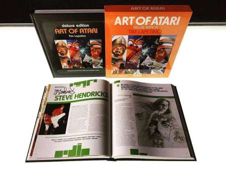 Art of Atari Deluxe Edition