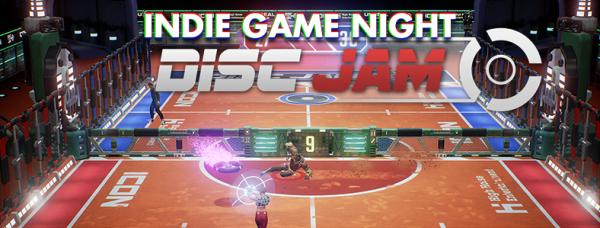 Indie Game Night - Disc Jam