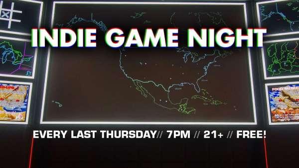 Indie Game Night