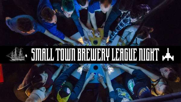 Small Town Brewery League Night