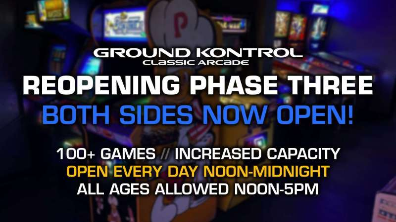 Image for Phase Three Reopening Information